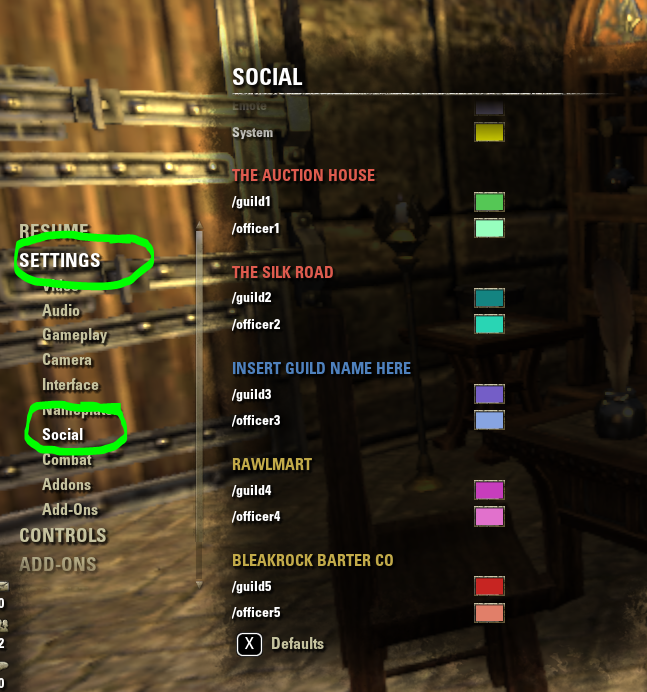AC's NOOB GUIDE – Guilds, Guild Stores, and Guild Banks in