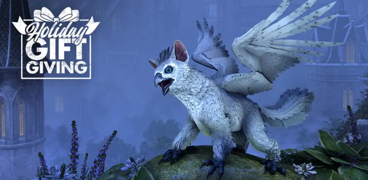 12 2018 – December 2018 Monthly Event – ZOS's Pet Giveaway! – ESO
